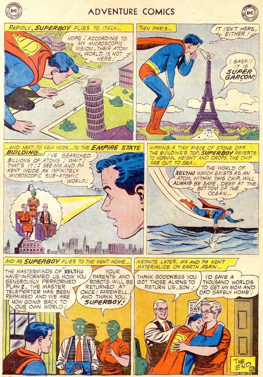 Read online Adventure Comics (1938) comic -  Issue #270 - 15