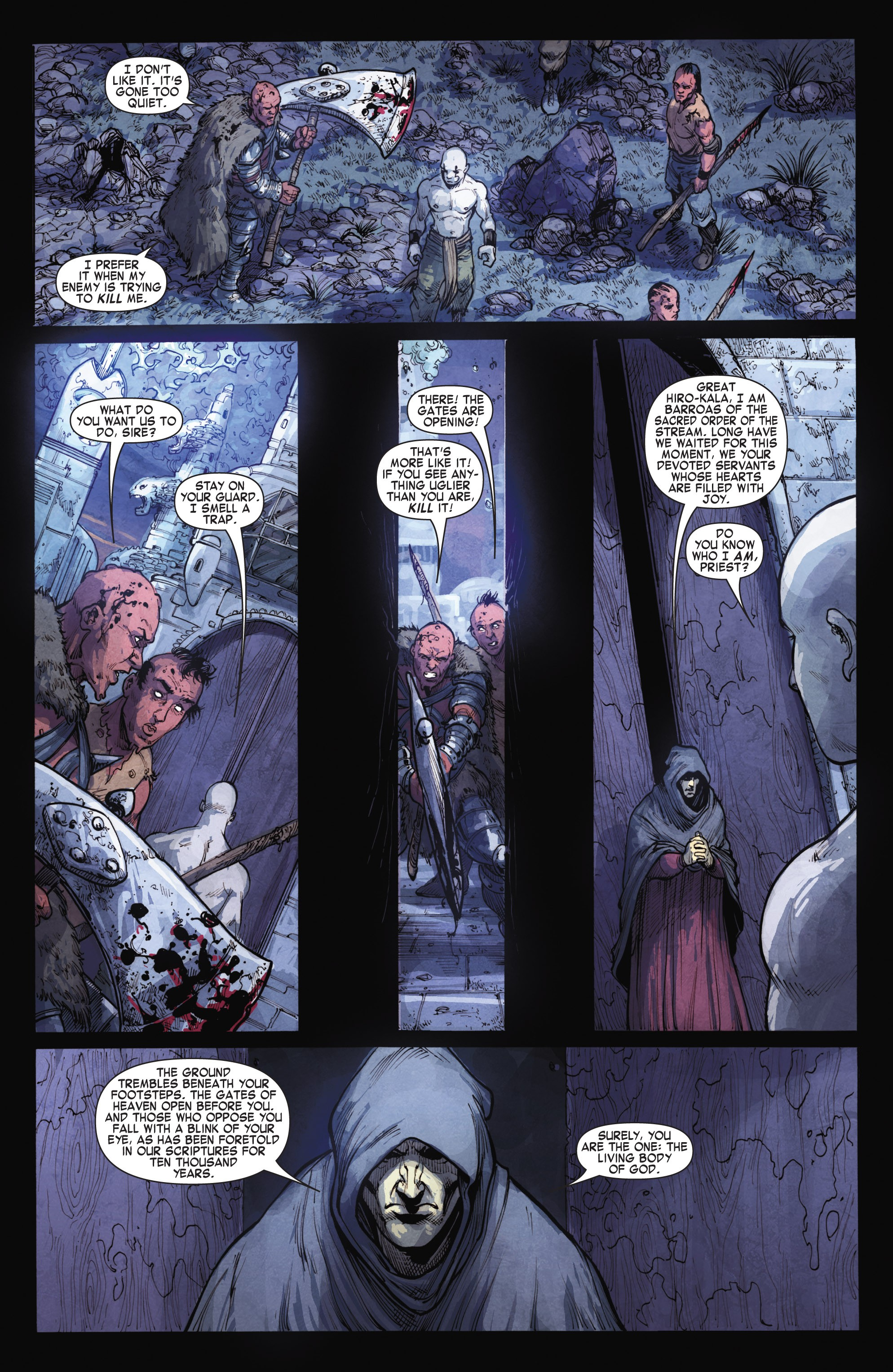 Read online Skaar: Son of Hulk comic -  Issue #15 - 8