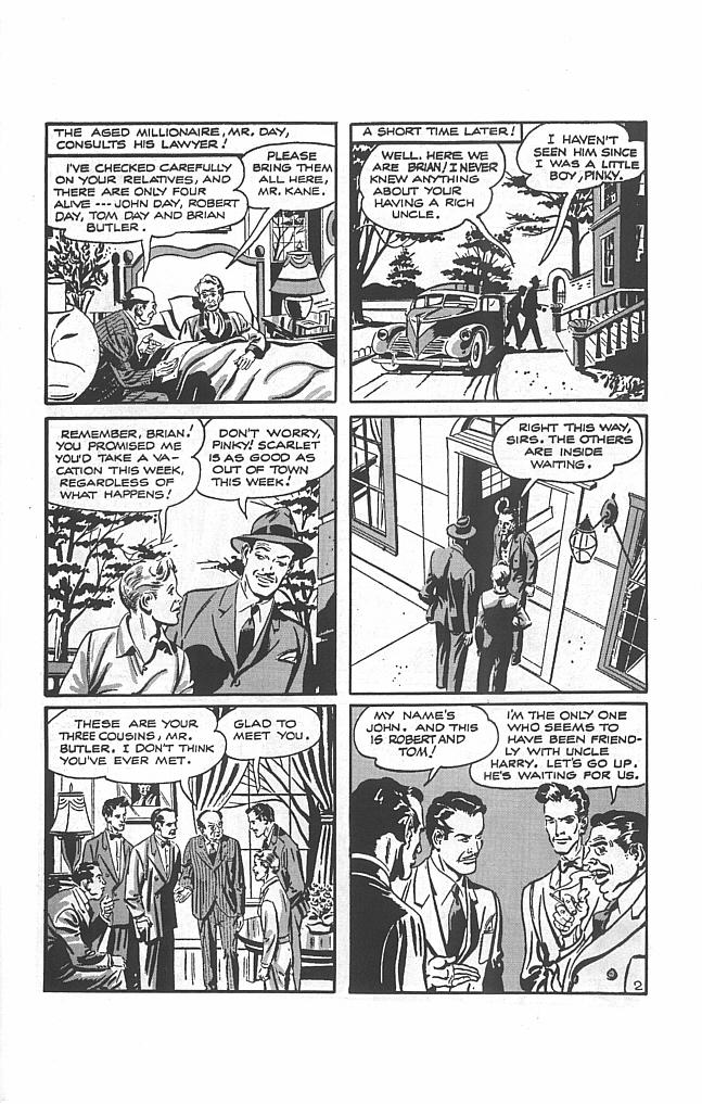 Read online Golden-Age Men of Mystery comic -  Issue #9 - 45