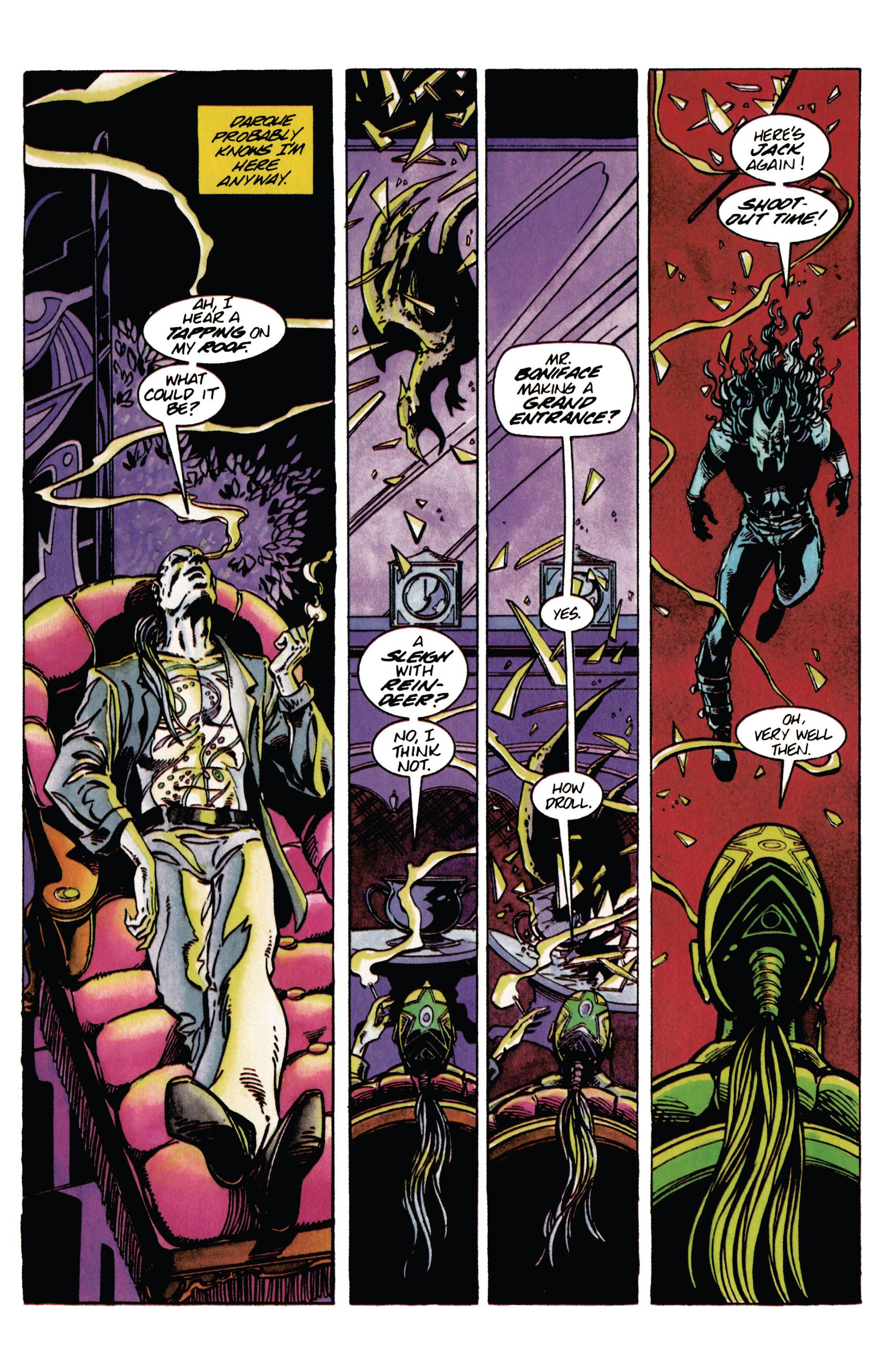 Read online Shadowman (1992) comic -  Issue #28 - 20