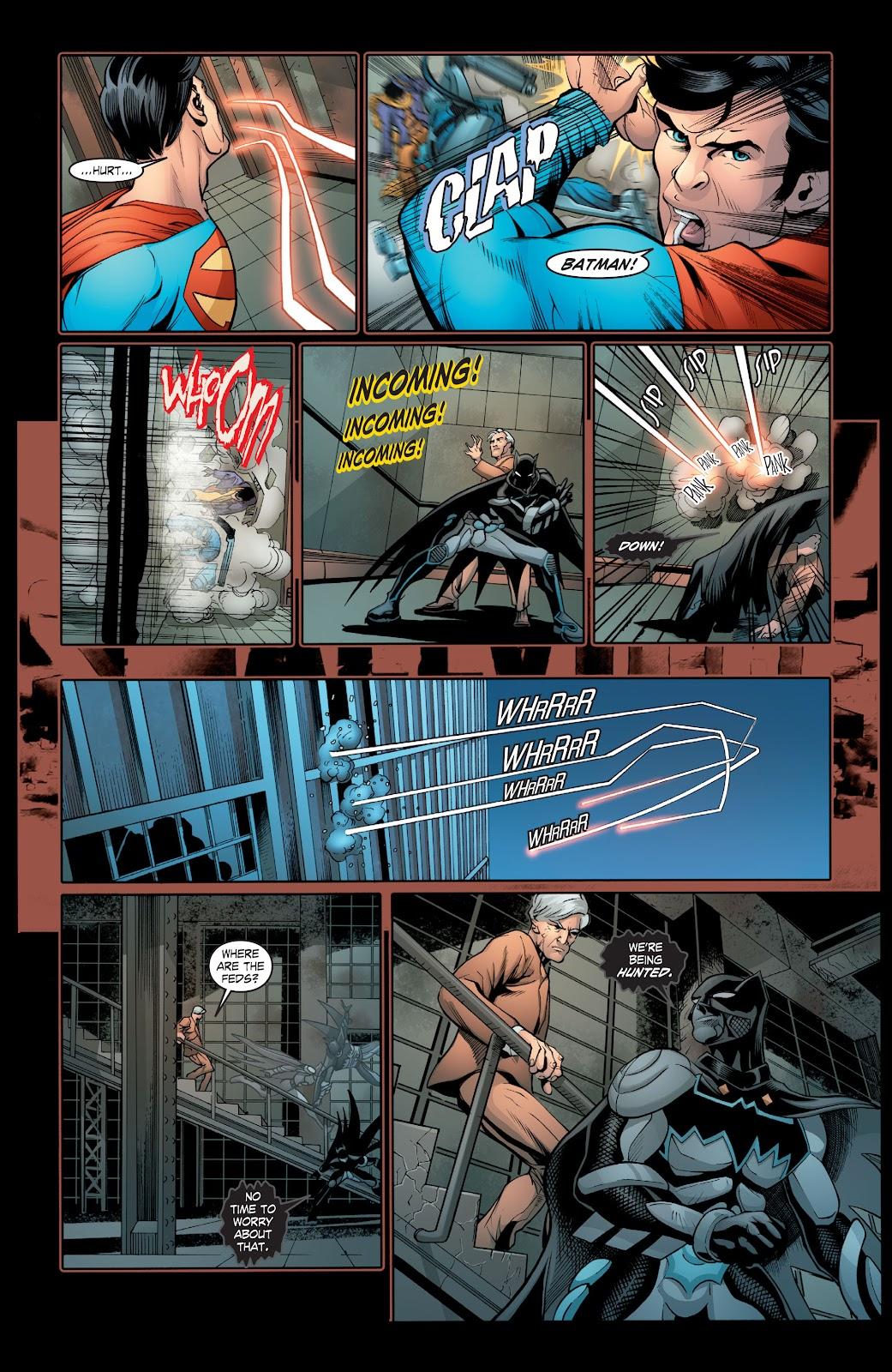 Read online Smallville Season 11 [II] comic -  Issue # TPB 2 - 77