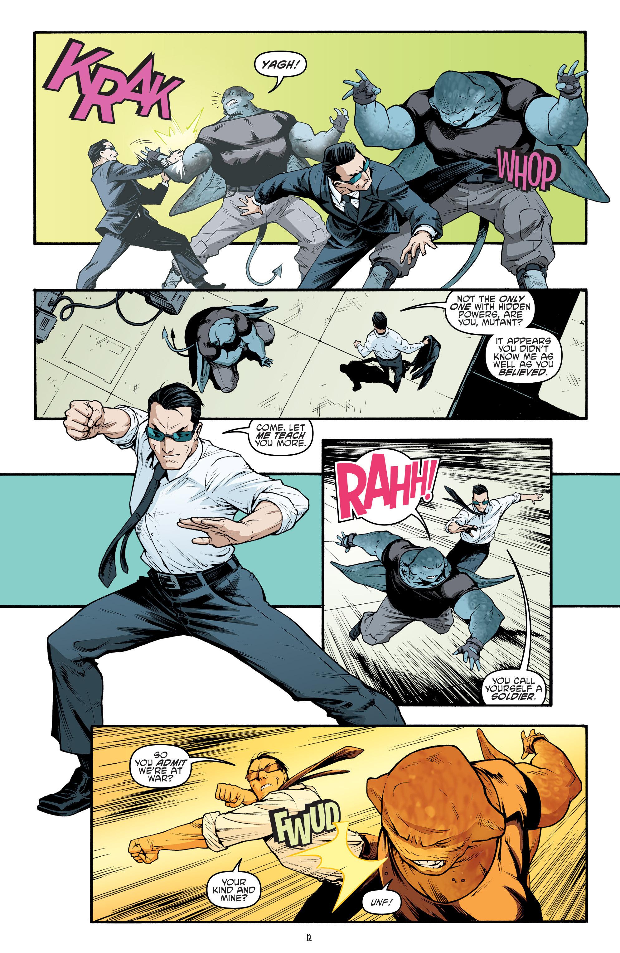 Read online Teenage Mutant Ninja Turtles (2011) comic -  Issue #68 - 14