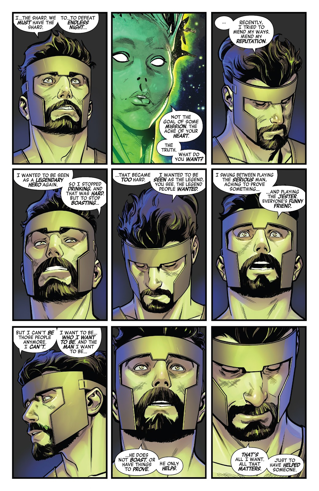 Read online Avengers No Road Home comic -  Issue #9 - 6