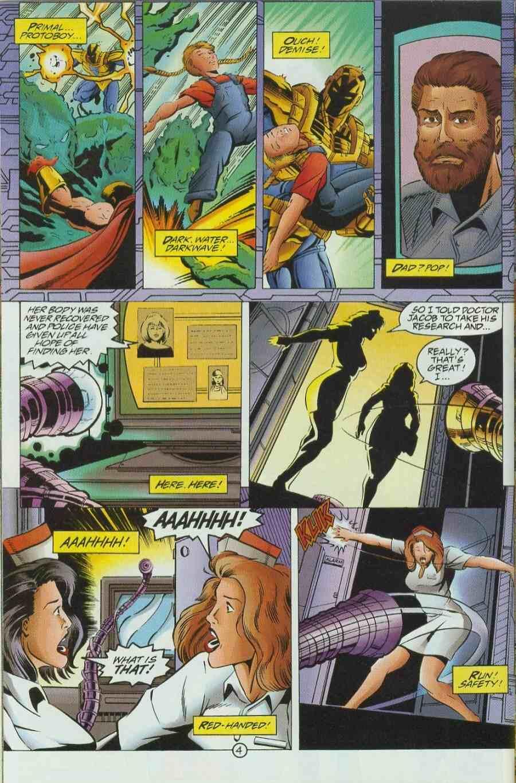 Read online Ultraverse Premiere comic -  Issue #6 - 24