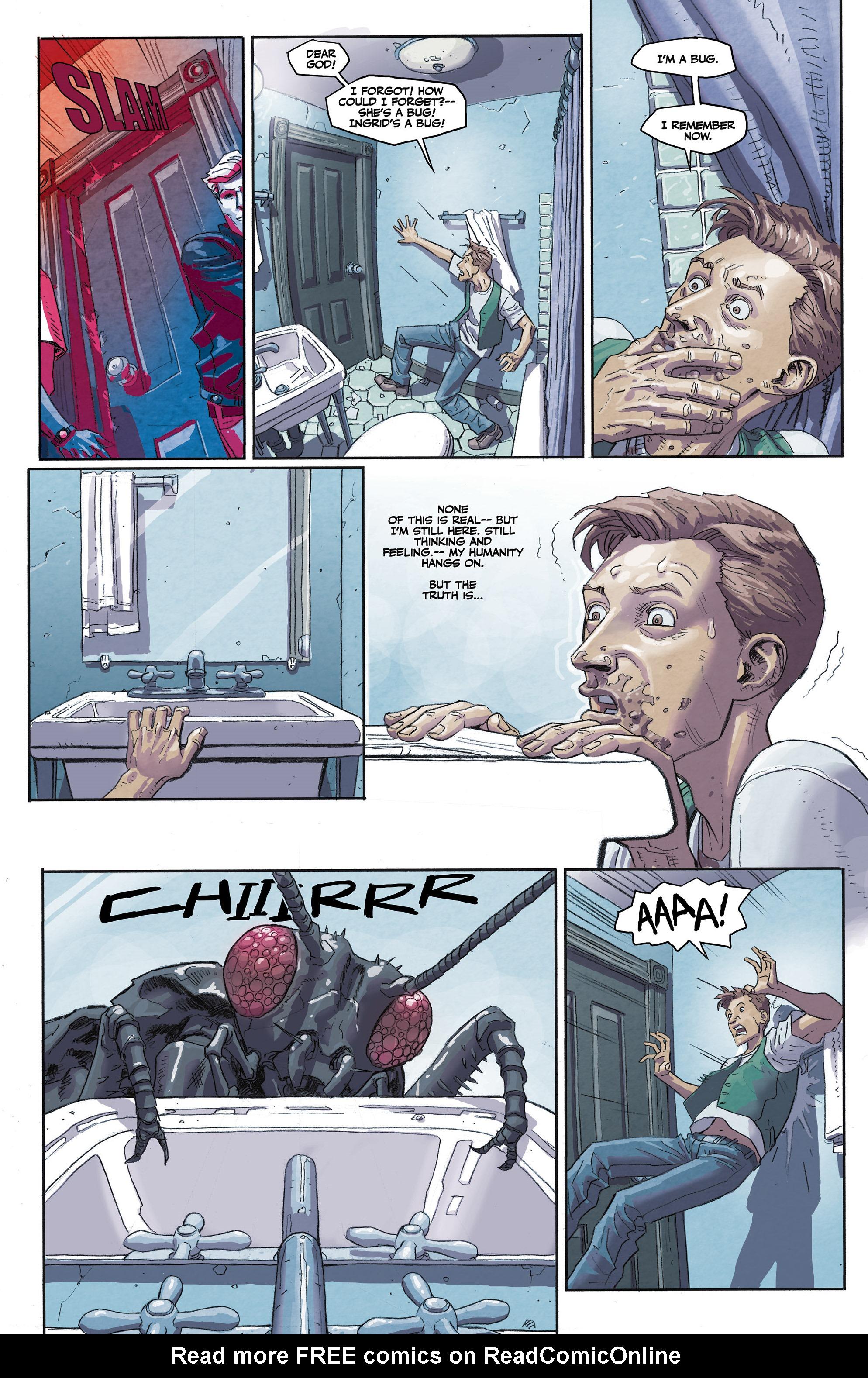 Read online Paklis comic -  Issue #1 - 15