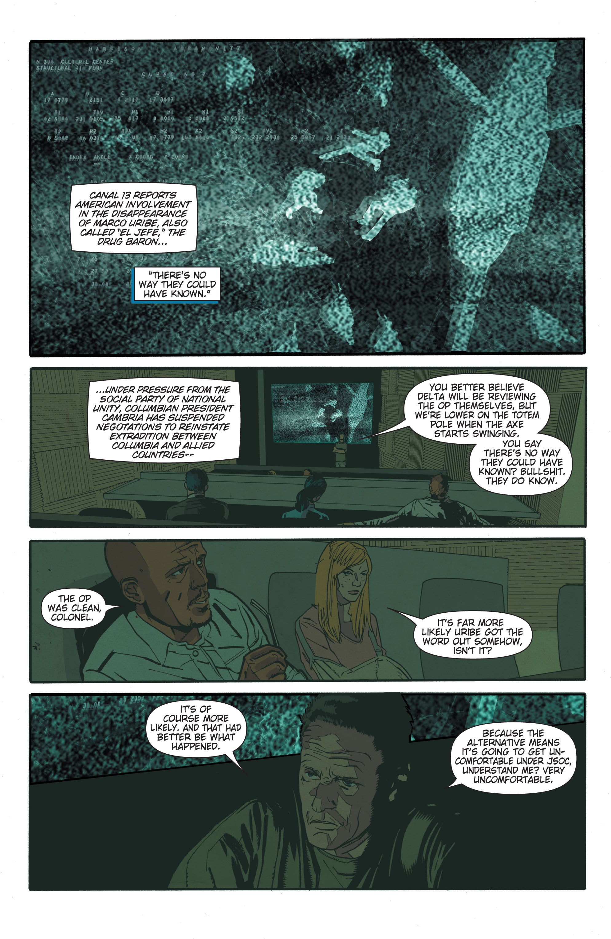 Read online The Activity comic -  Issue #4 - 22