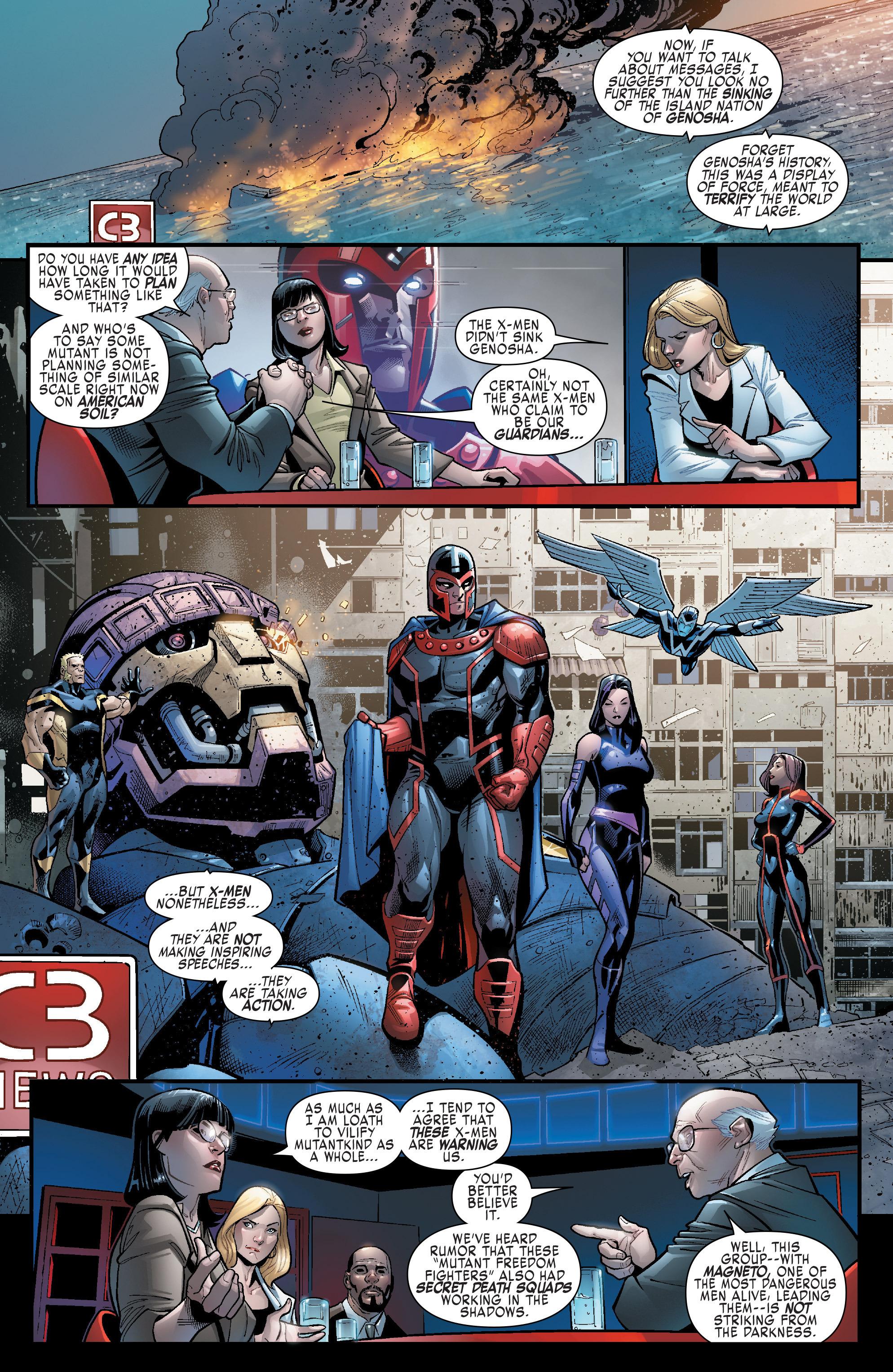 Read online Uncanny X-Men (2016) comic -  Issue #6 - 24