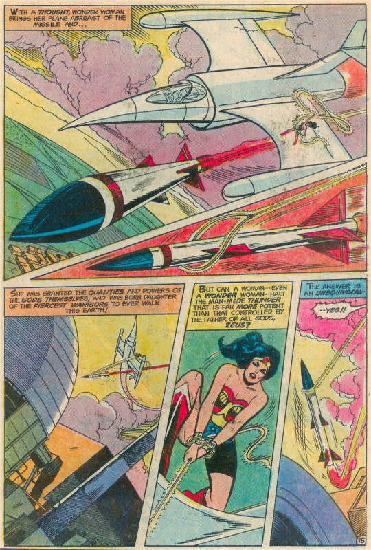 Read online Wonder Woman (1942) comic -  Issue #258 - 16