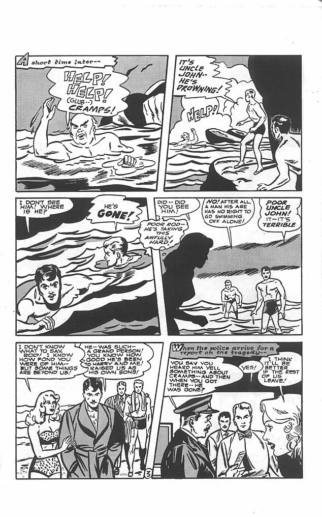 Read online Golden-Age Men of Mystery comic -  Issue #5 - 12