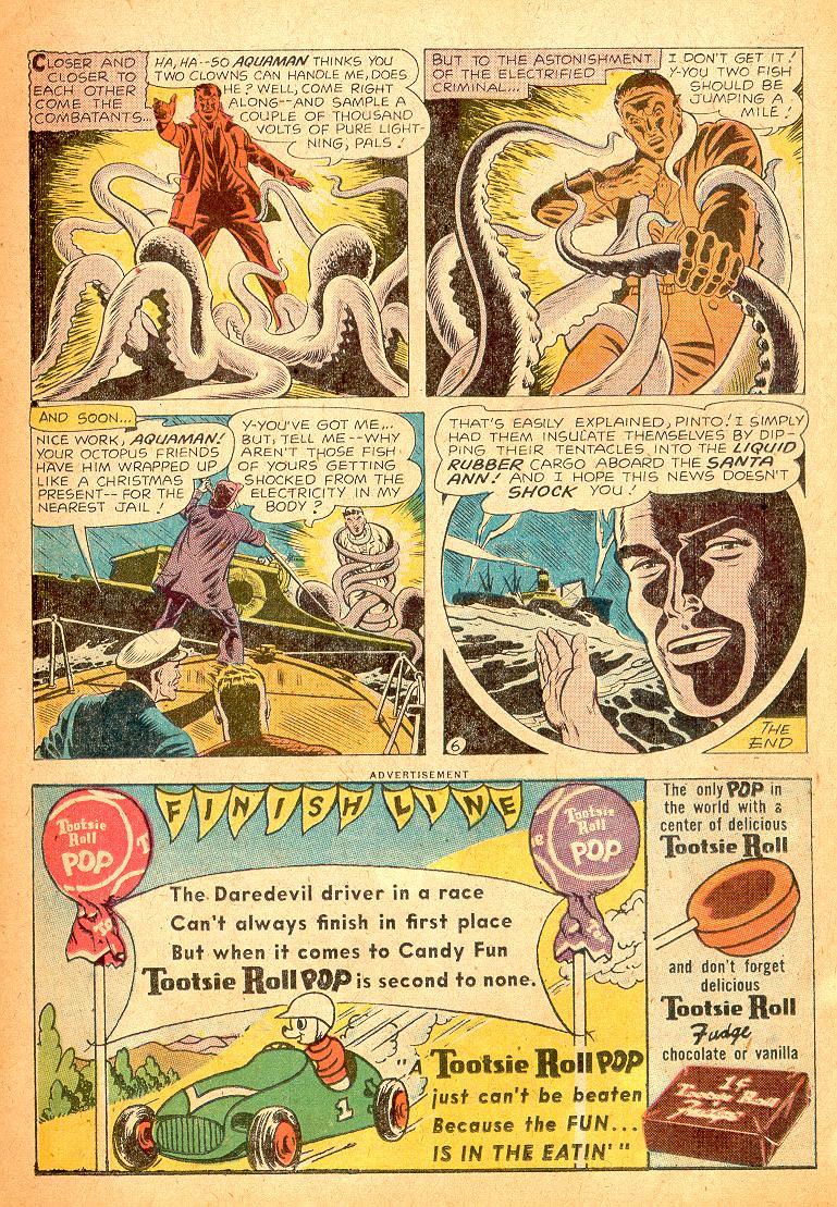 Read online Adventure Comics (1938) comic -  Issue #254 - 23