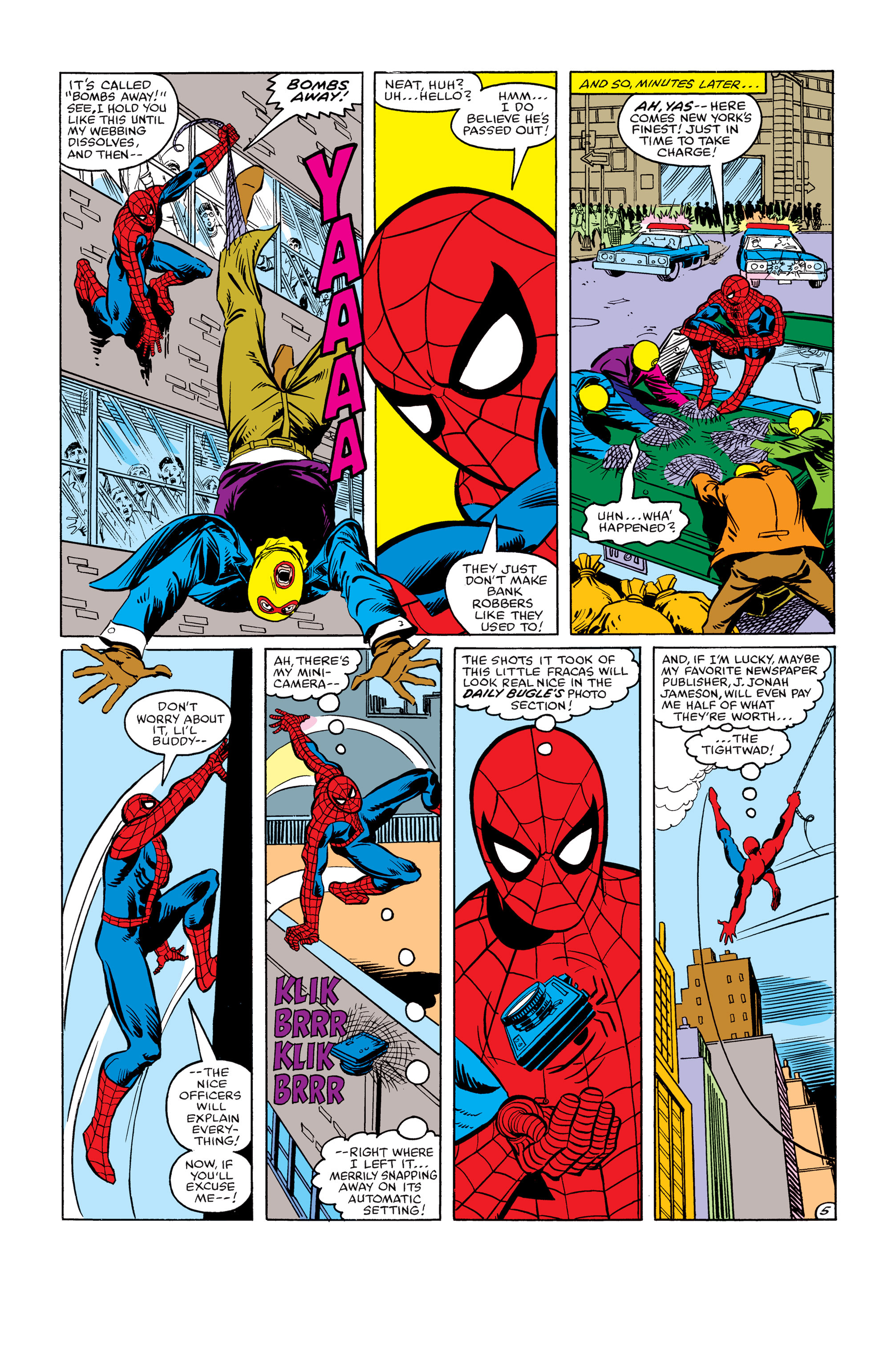 The Amazing Spider-Man (1963) 224 Page 5