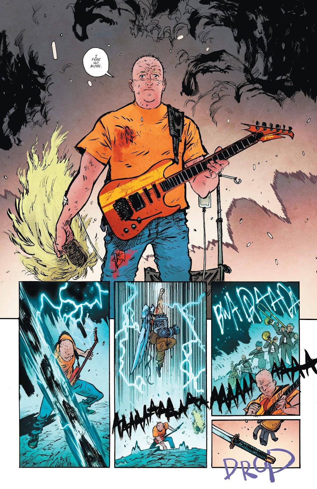 Read online Murder Falcon comic -  Issue #7 - 22
