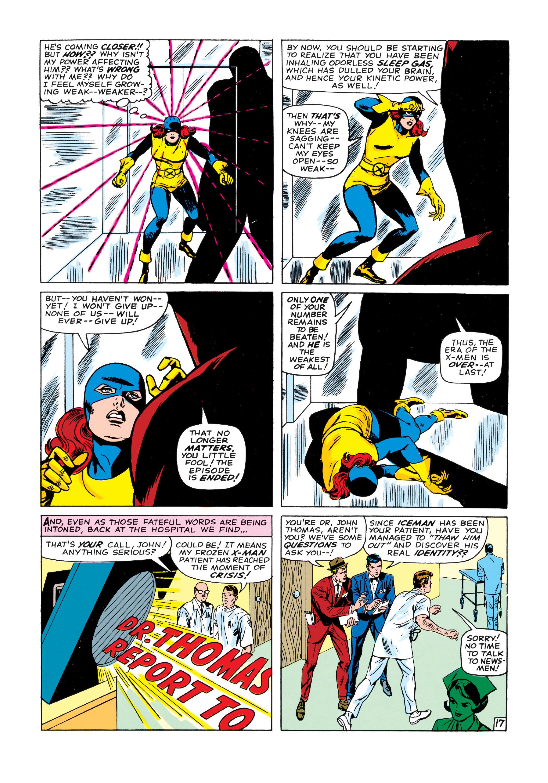 Uncanny X-Men (1963) 17 Page 17