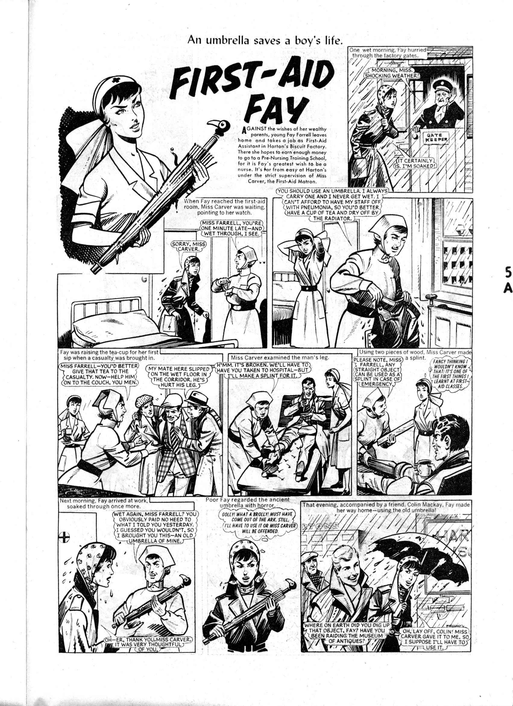 Read online Judy comic -  Issue #168 - 25