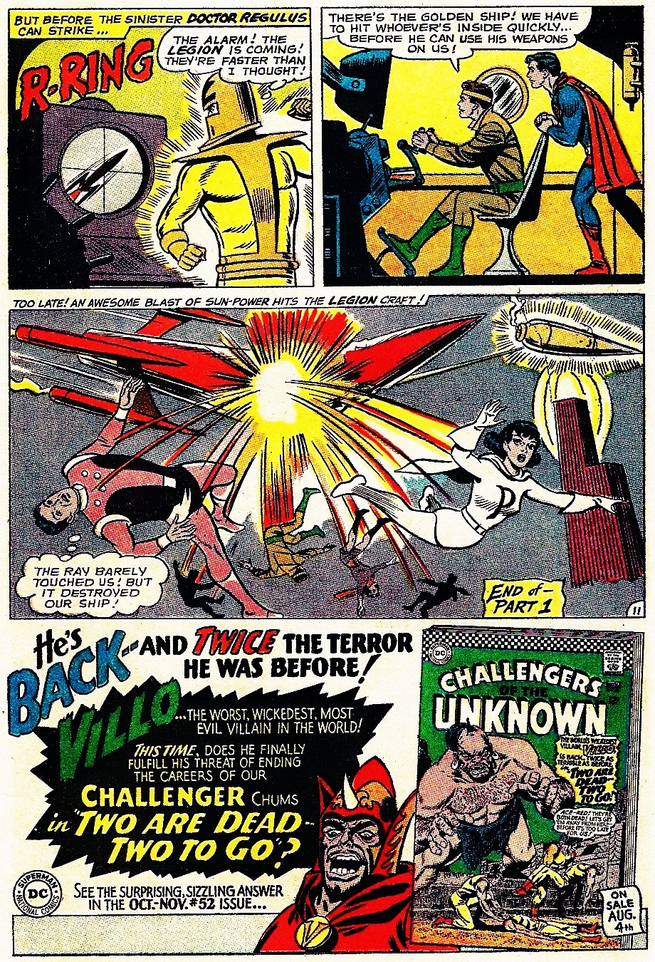 Read online Adventure Comics (1938) comic -  Issue #348 - 15