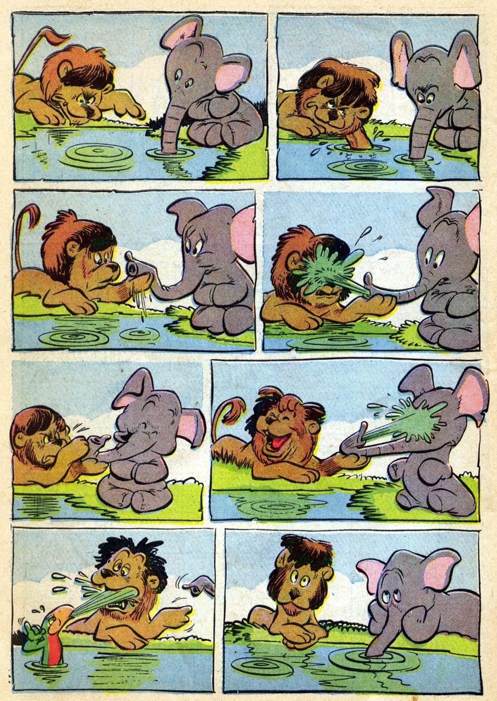 Read online Animal Comics comic -  Issue #22 - 44