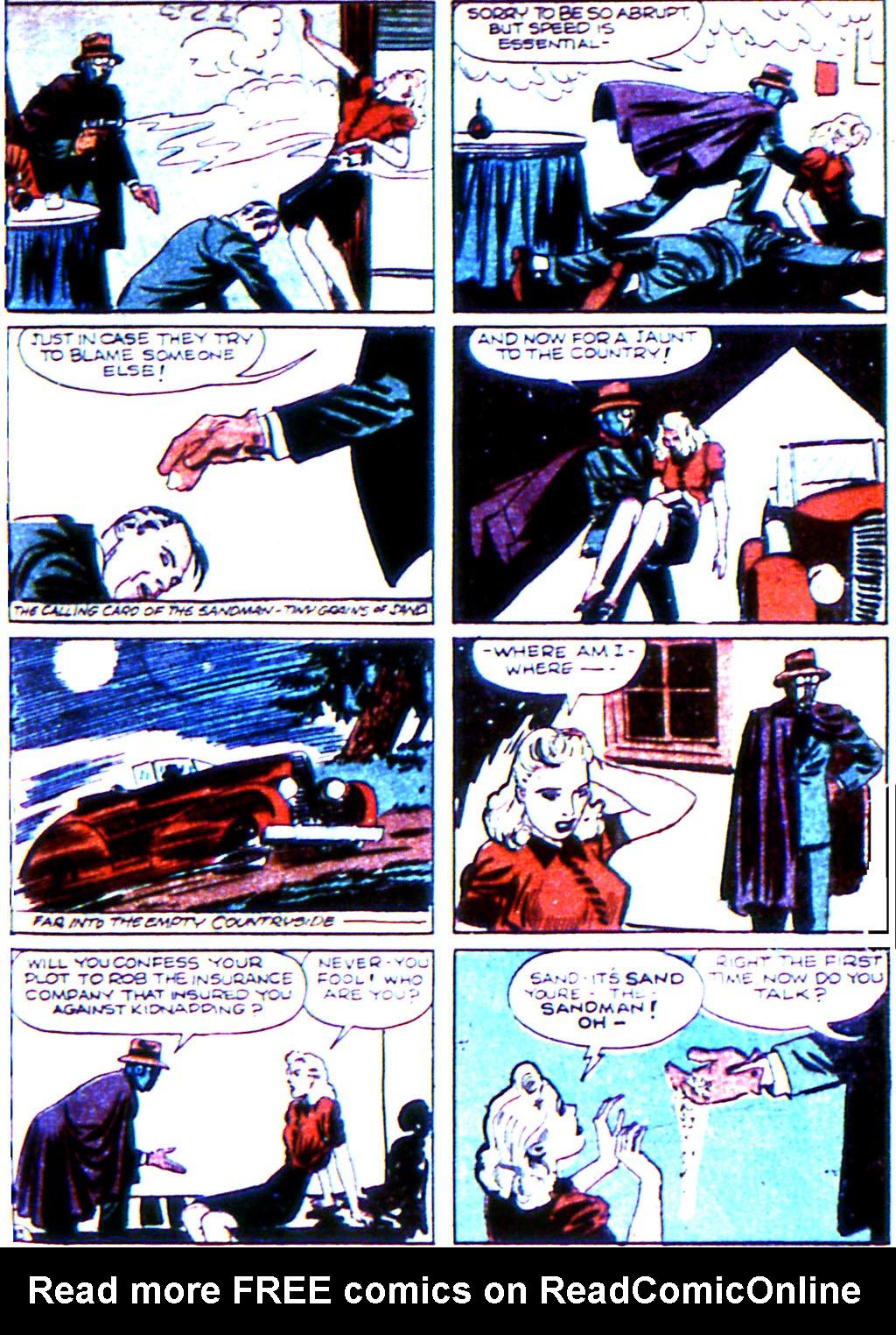 Read online Adventure Comics (1938) comic -  Issue #45 - 5