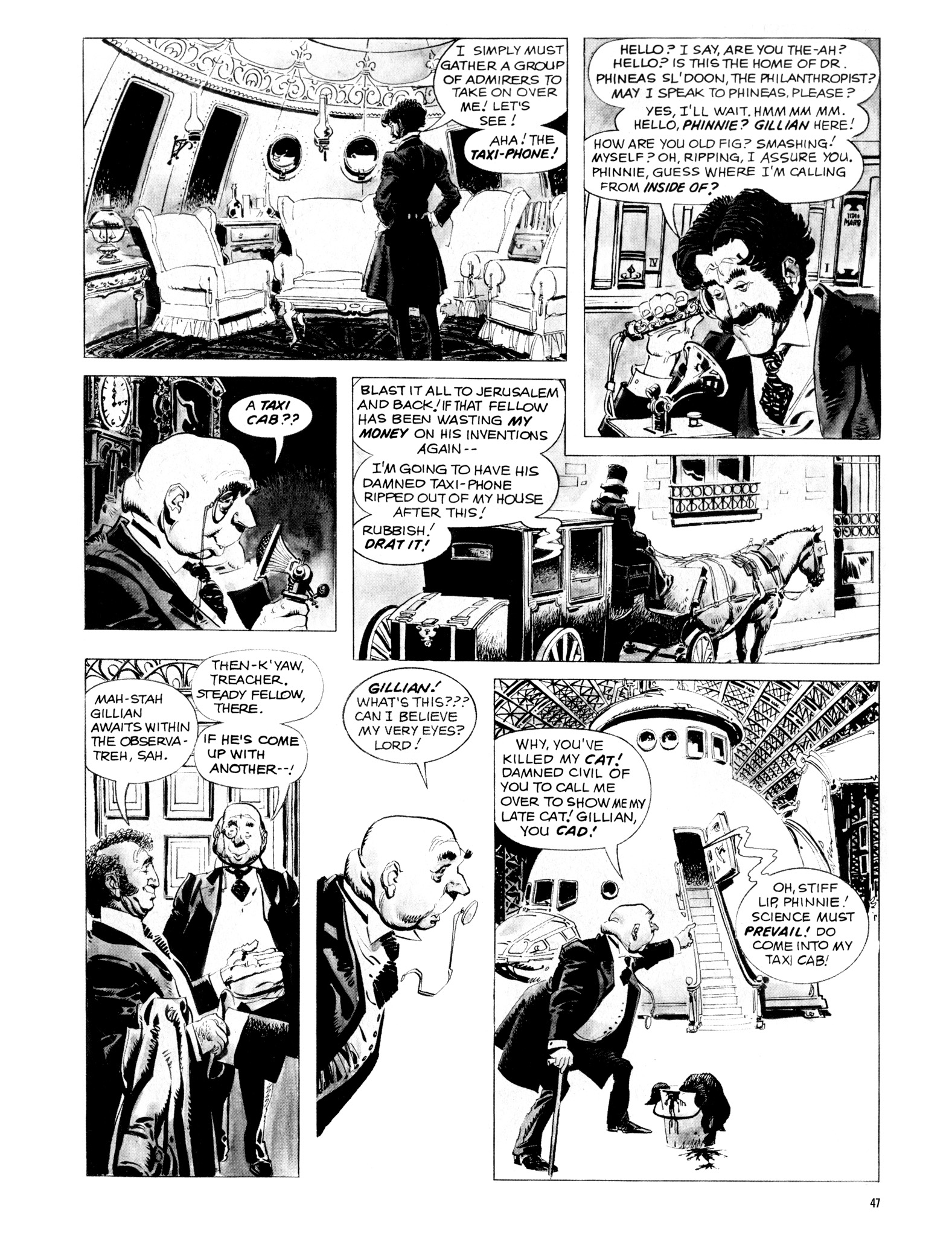 Read online Eerie Archives comic -  Issue # TPB 16 - 48