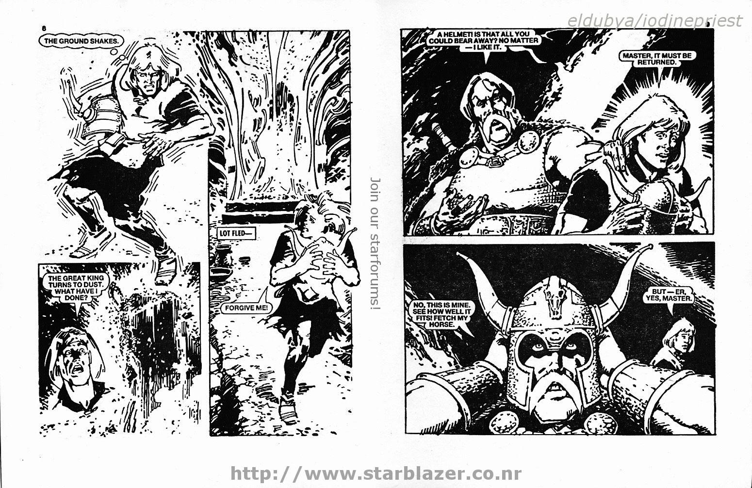 Starblazer issue 281 - Page 6