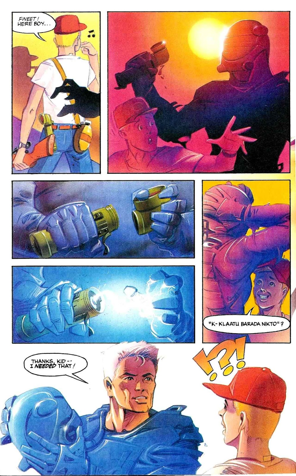 Tempus Fugitive issue 1 - Page 11