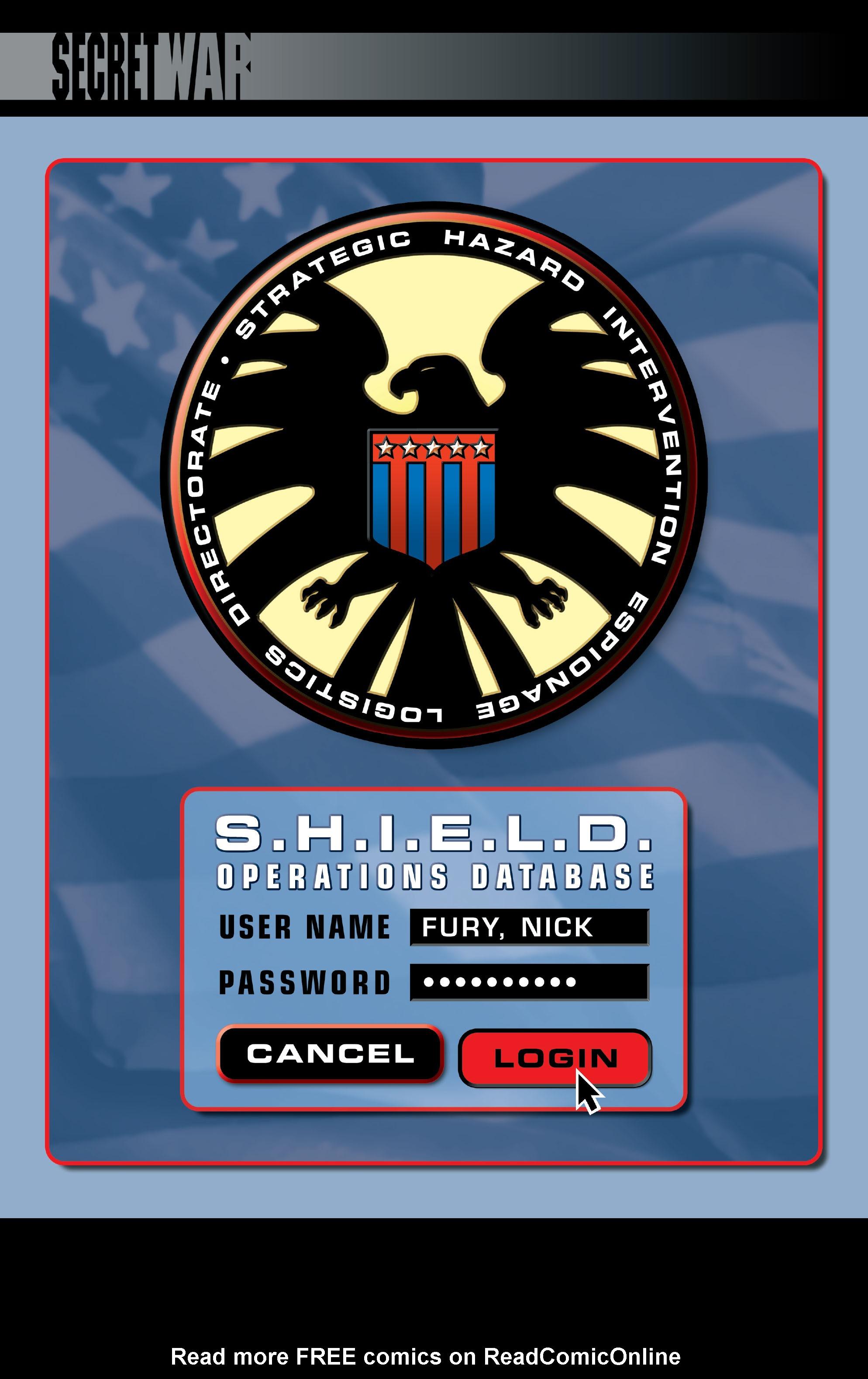 Read online Secret War comic -  Issue # Full - 121