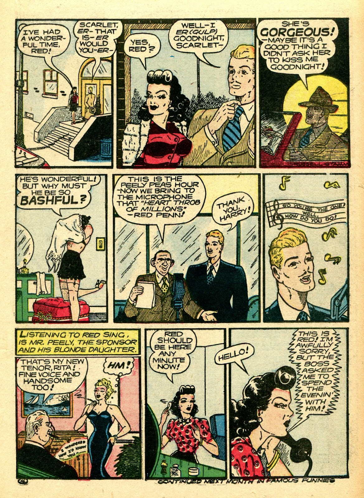 Read online Famous Funnies comic -  Issue #94 - 33