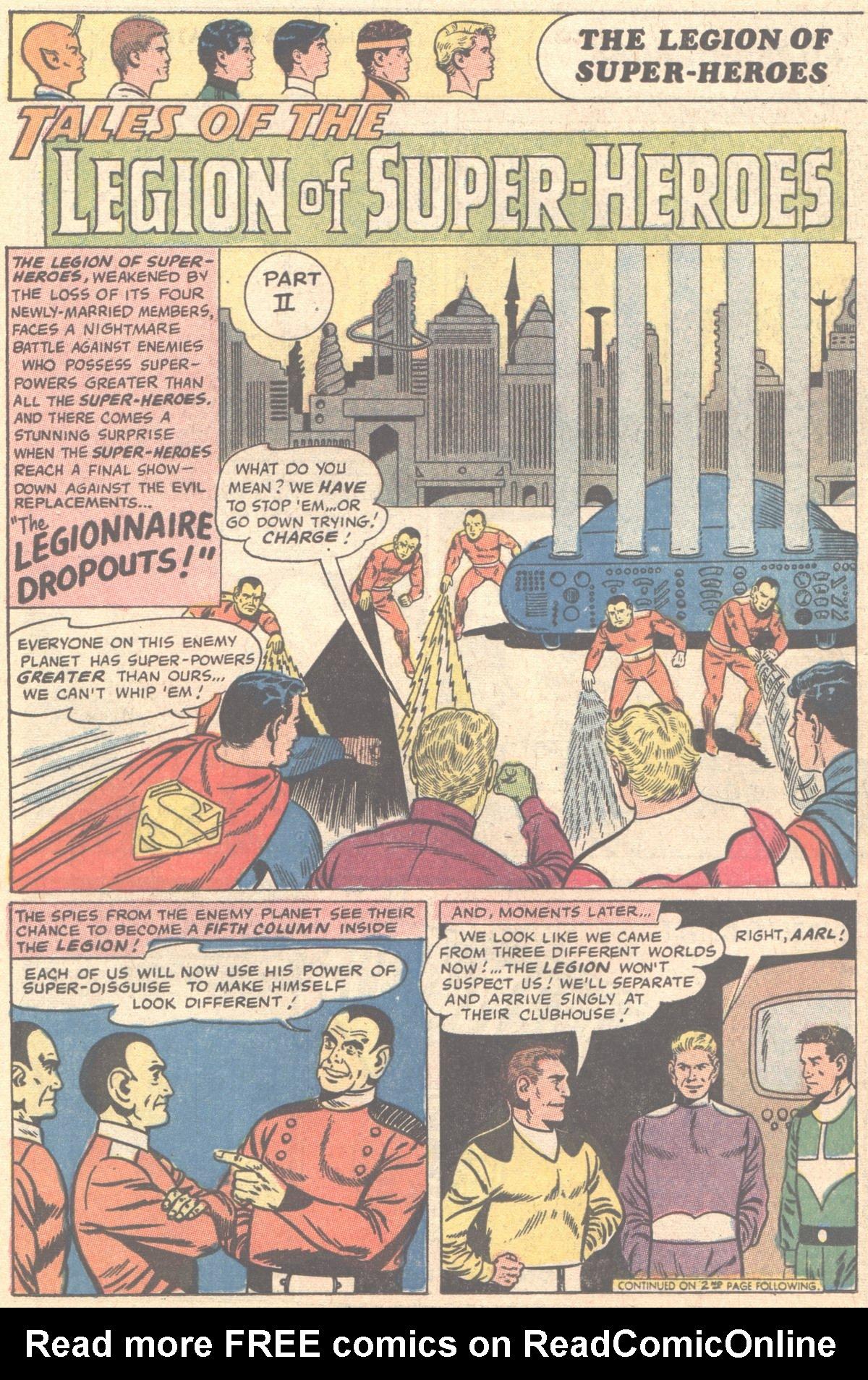 Read online Adventure Comics (1938) comic -  Issue #411 - 32