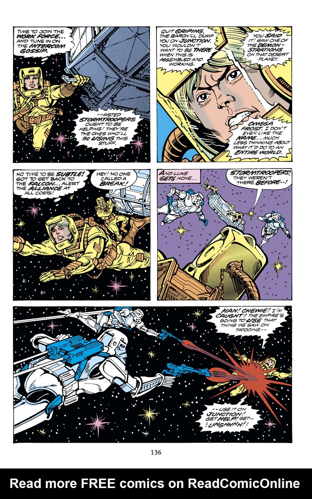 Read online Star Wars Omnibus comic -  Issue # Vol. 14 - 136