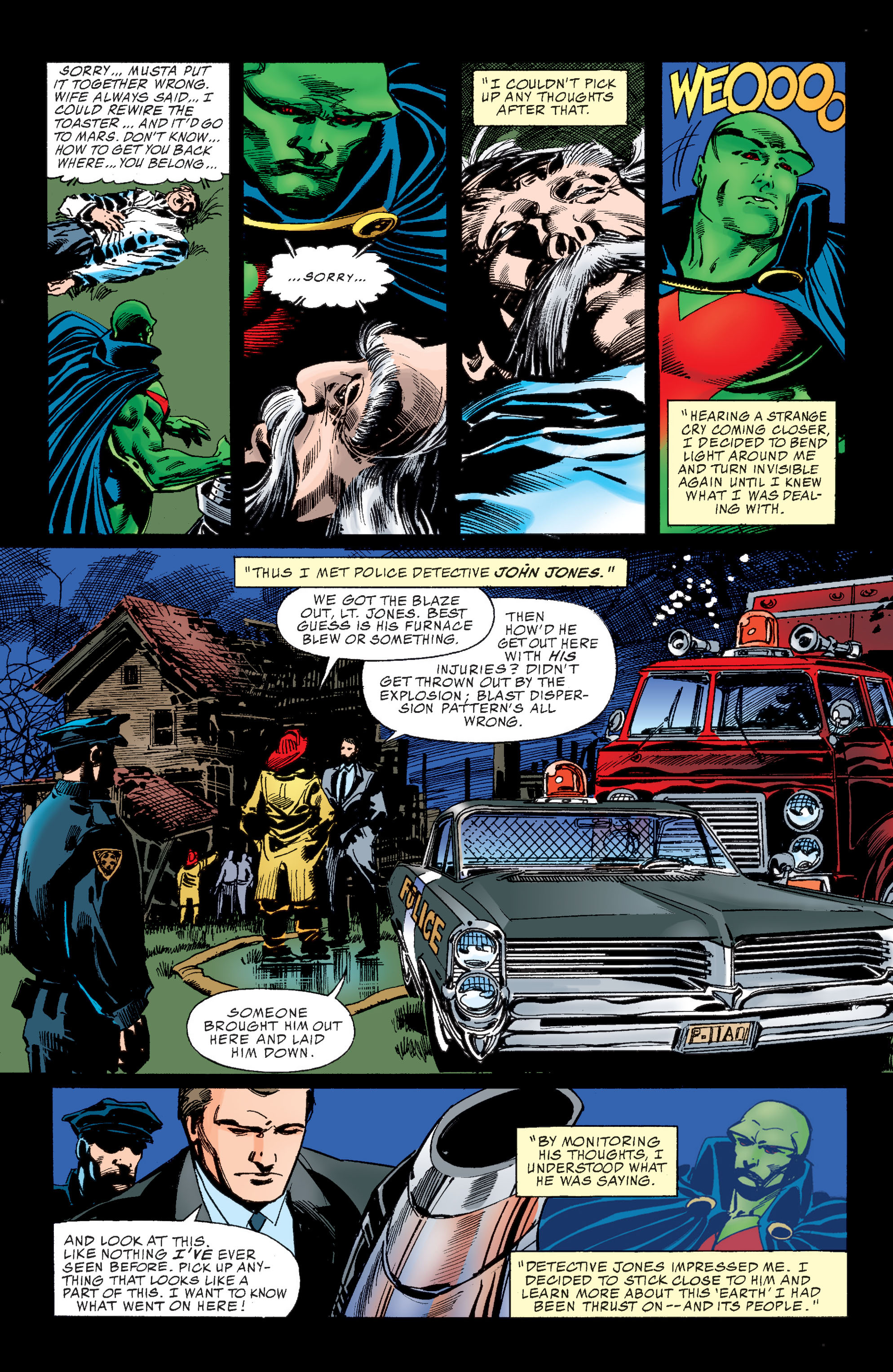 Read online Martian Manhunter: Son of Mars comic -  Issue # TPB - 24