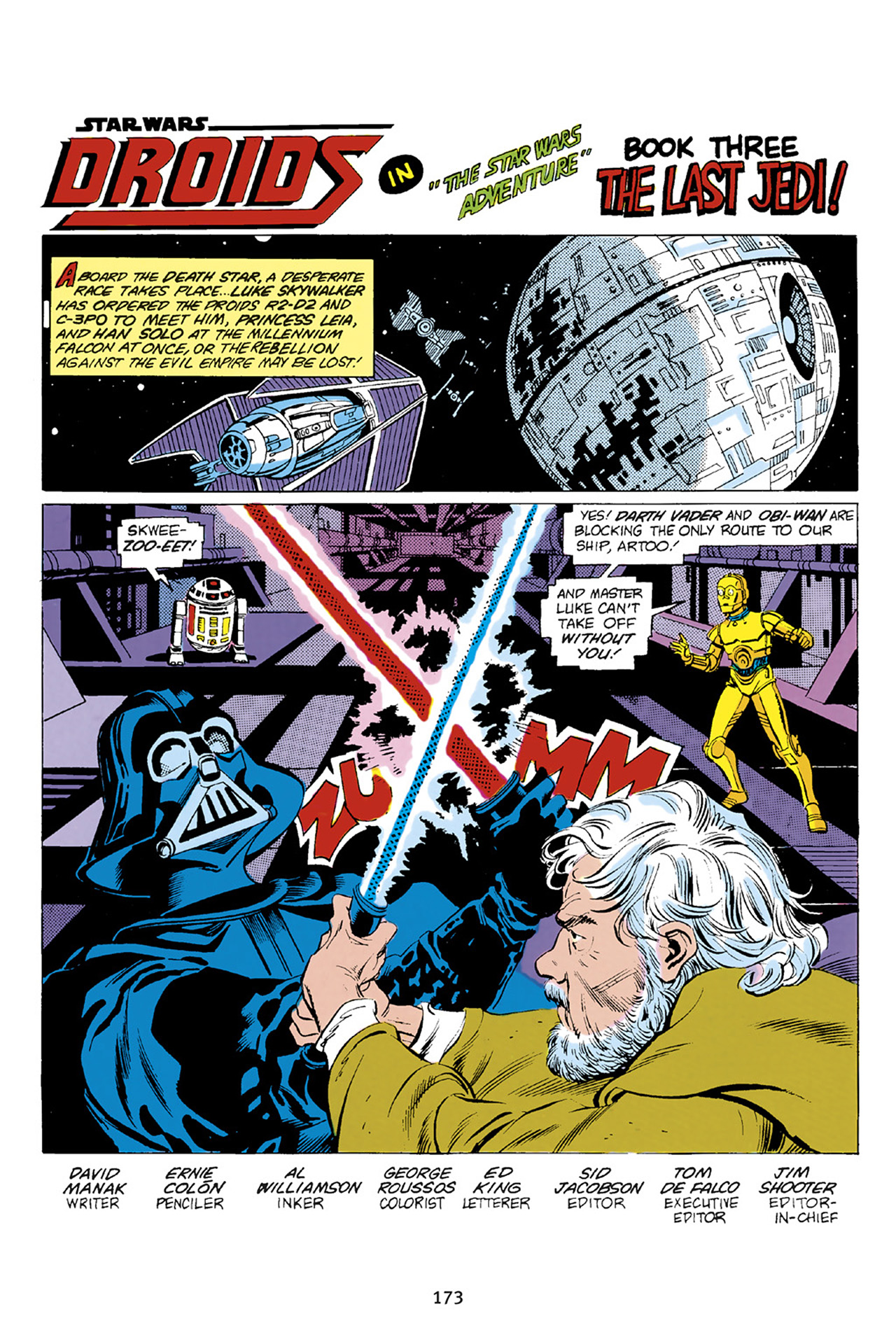 Read online Star Wars Omnibus comic -  Issue # Vol. 23 - 172