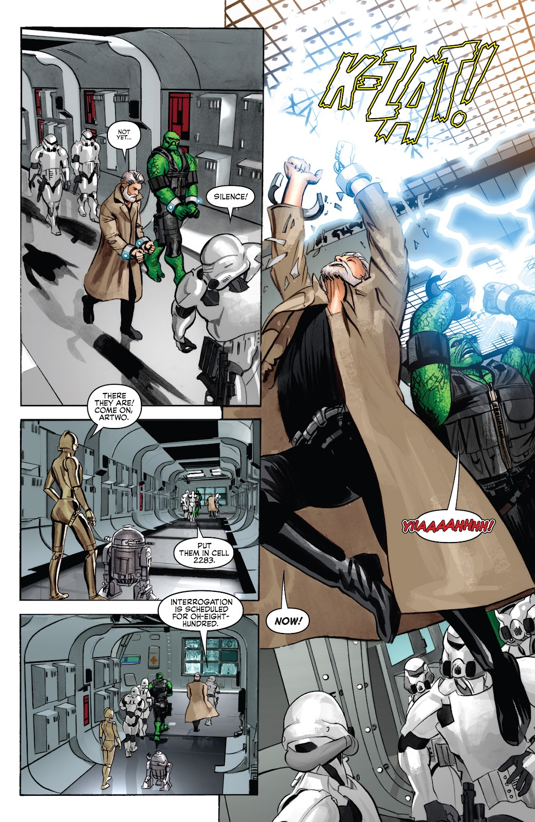 Read online Star Wars Legends: Infinities - Epic Collection comic -  Issue # TPB (Part 4) - 100
