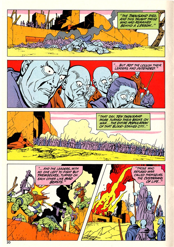 Read online Atari Force (1982) comic -  Issue #5 - 22