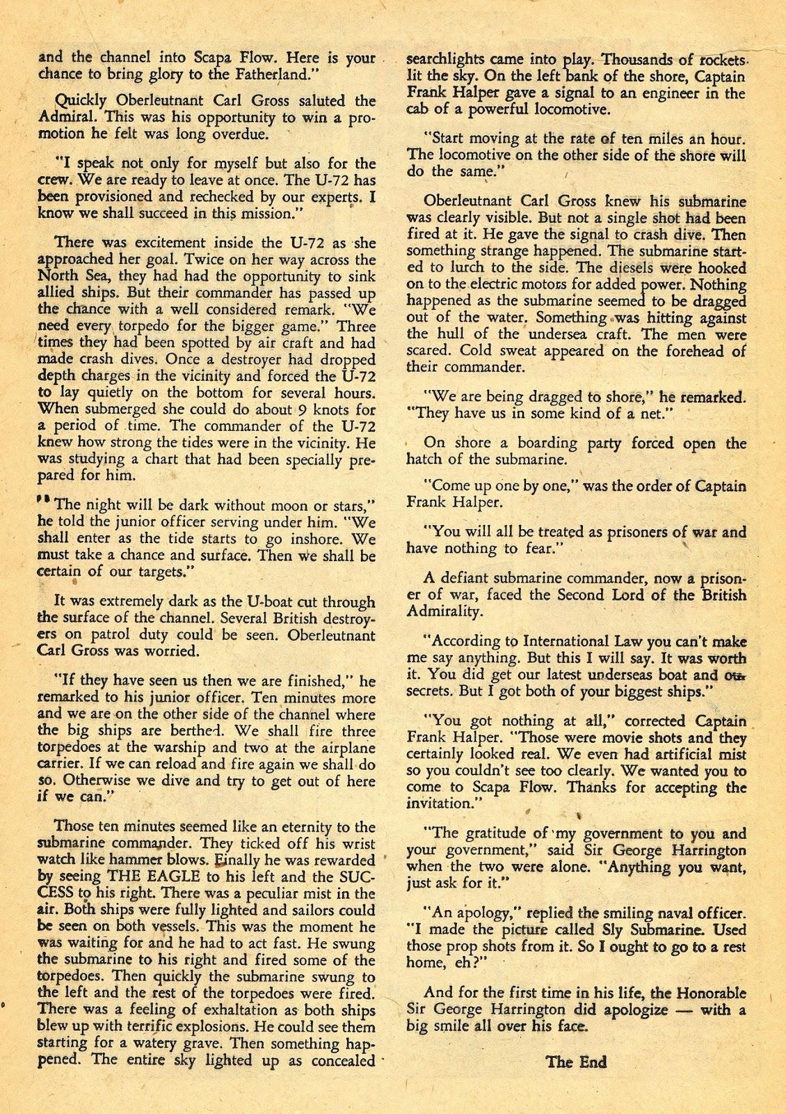 Read online Fightin' Navy comic -  Issue #77 - 17