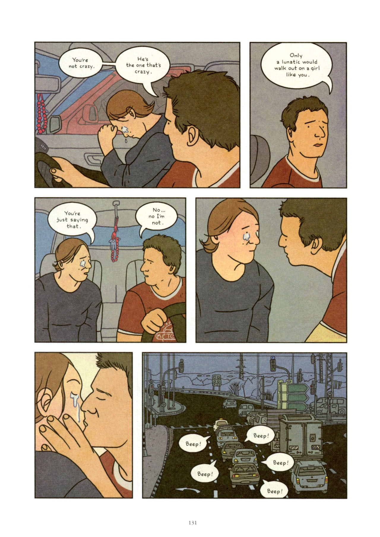 Read online Exit Wounds comic -  Issue # TPB - 131