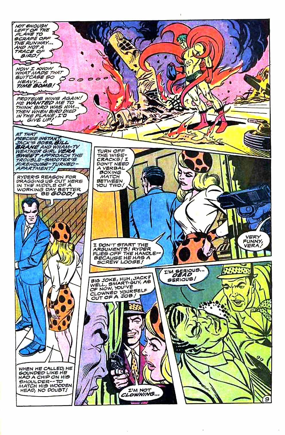 Beware The Creeper (1968) issue 5 - Page 13