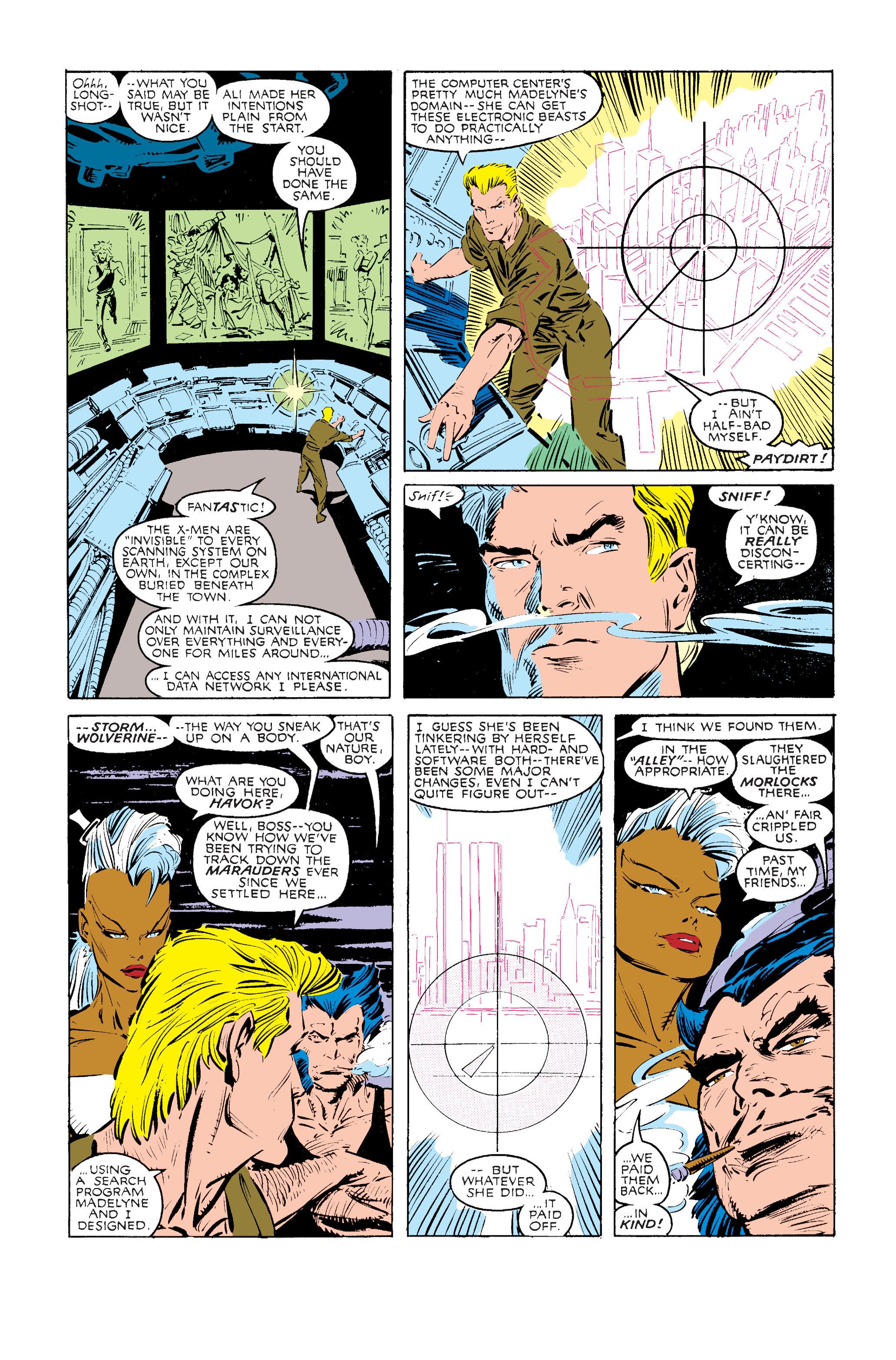 Read online Uncanny X-Men (1963) comic -  Issue #240 - 14