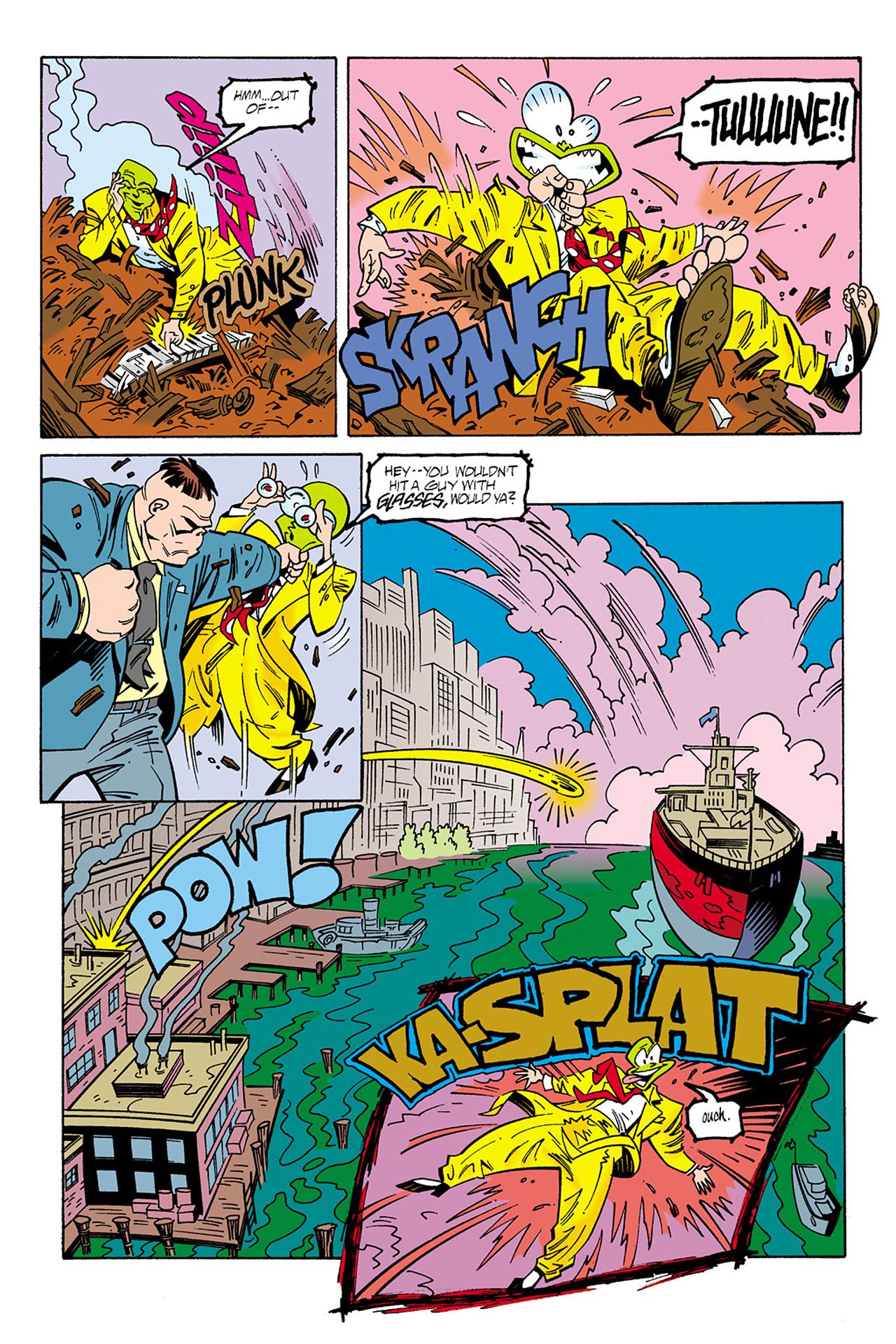 Read online Adventures Of The Mask Omnibus comic -  Issue #Adventures Of The Mask Omnibus Full - 95