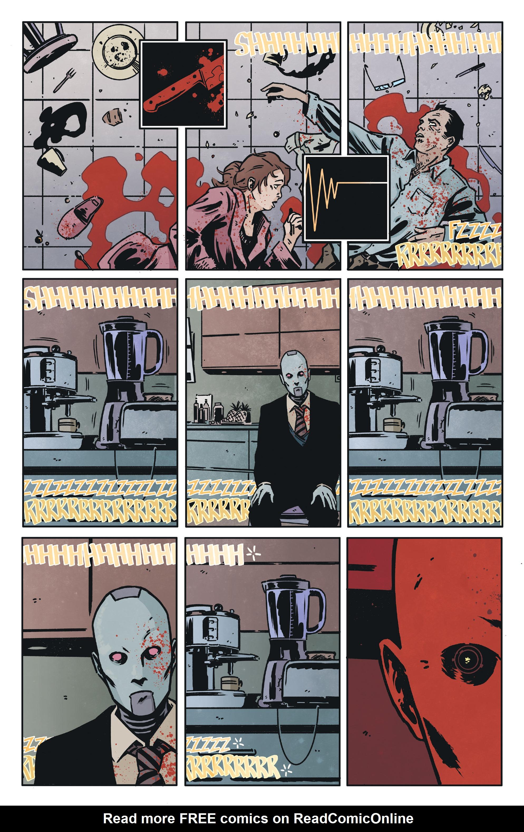 Read online Magnus comic -  Issue #1 - 8