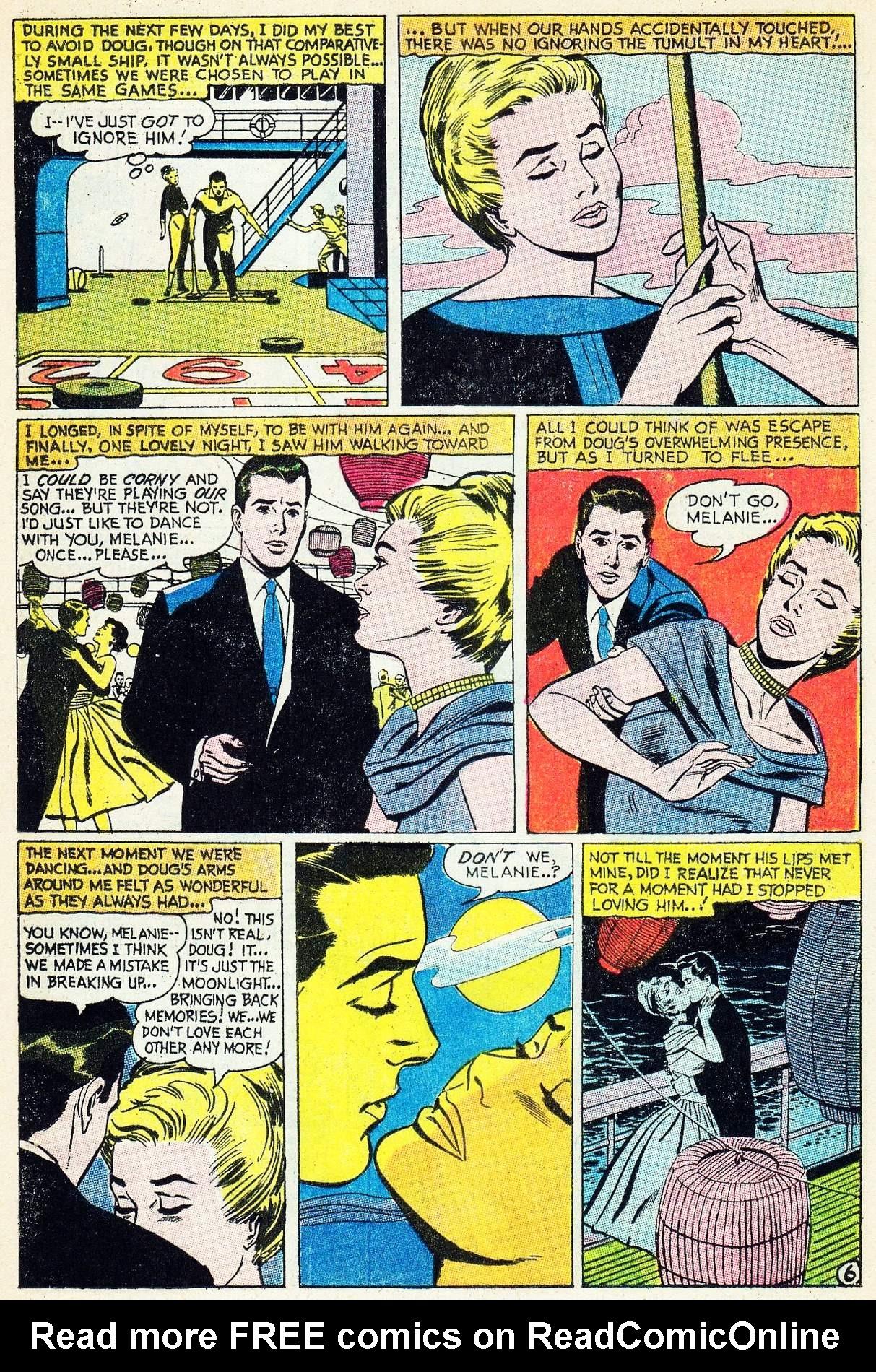 Read online Secret Hearts comic -  Issue #133 - 12