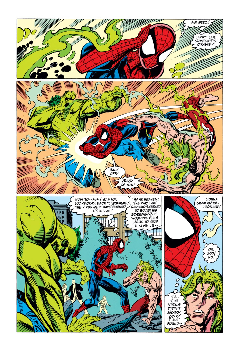 The Amazing Spider-Man (1963) 381 Page 22