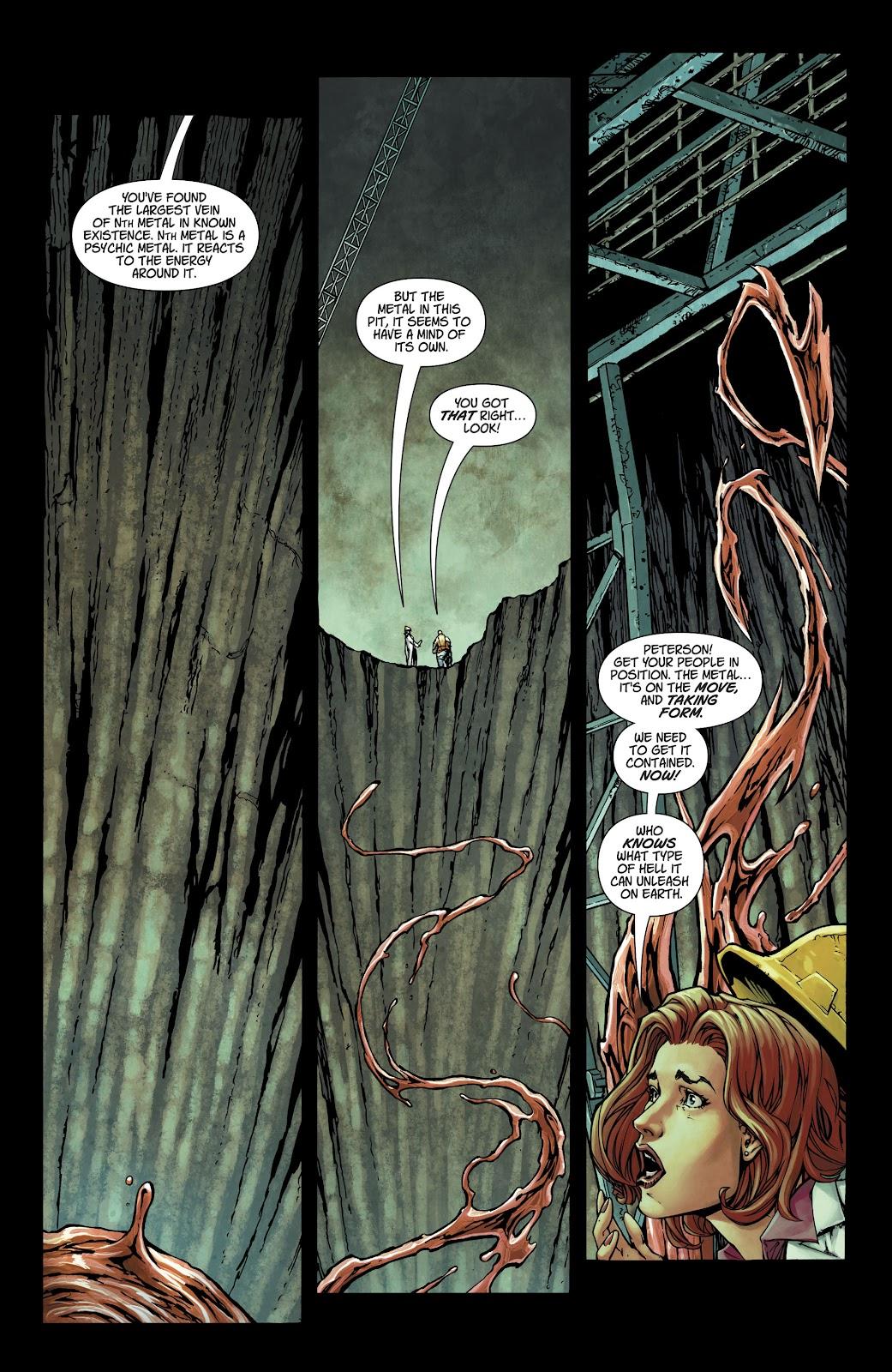 Read online Metal Men (2019) comic -  Issue #1 - 11