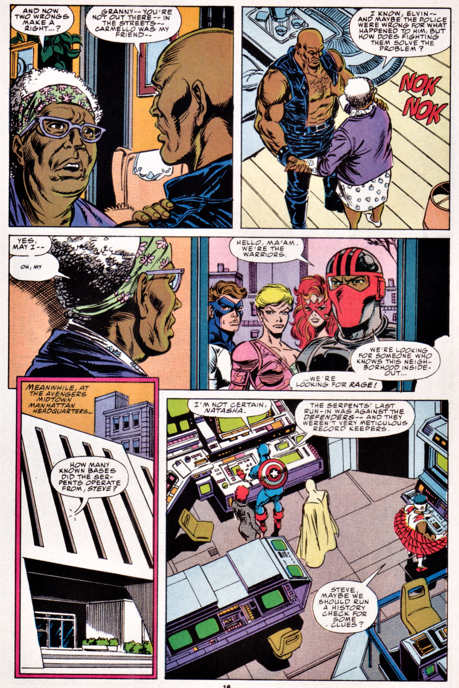 The Avengers (1963) 342 Page 11