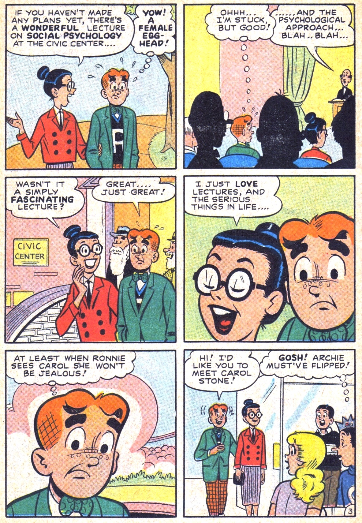 Read online Archie (1960) comic -  Issue #118 - 15