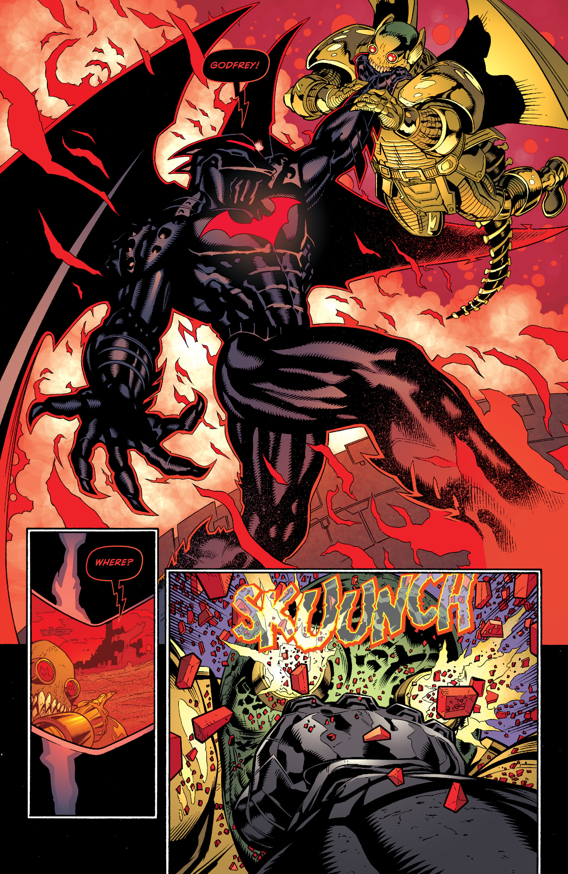 Read online Batman and Robin (2011) comic -  Issue #35 - 5