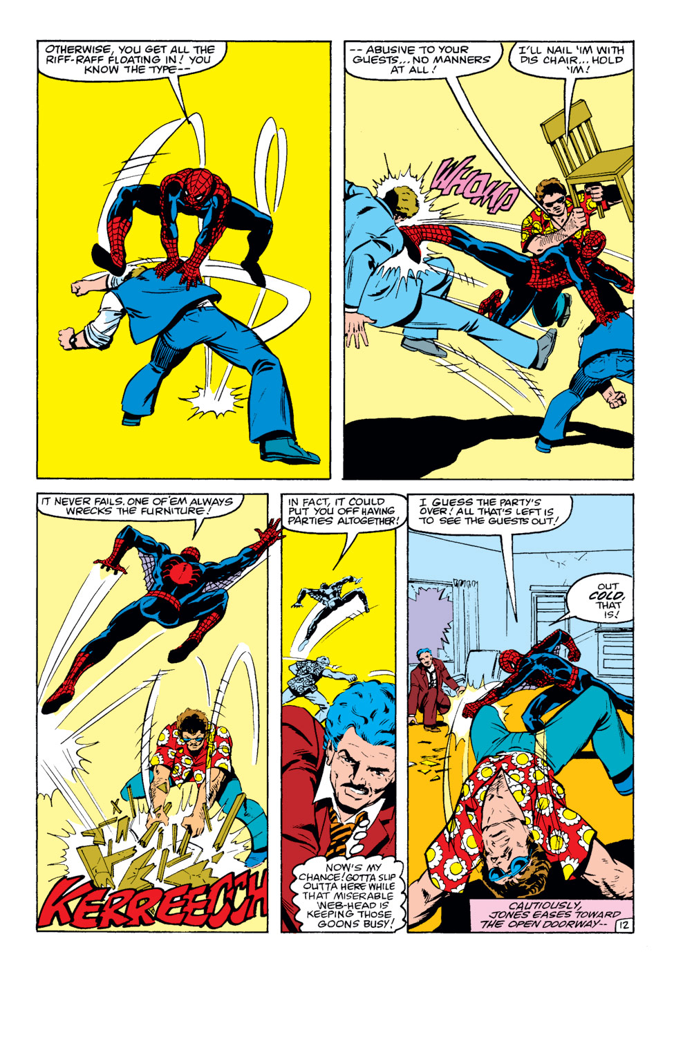 The Amazing Spider-Man (1963) 262 Page 12