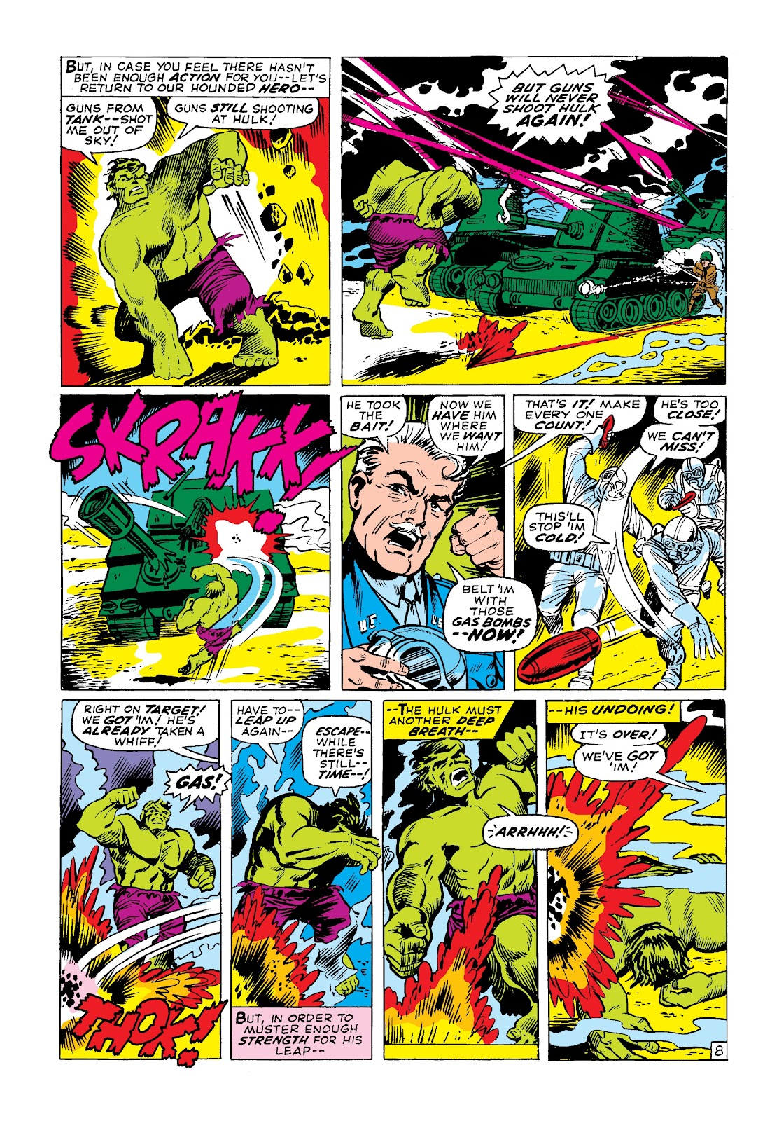 Read online Marvel Masterworks: The Incredible Hulk comic -  Issue # TPB 3 (Part 3) - 13