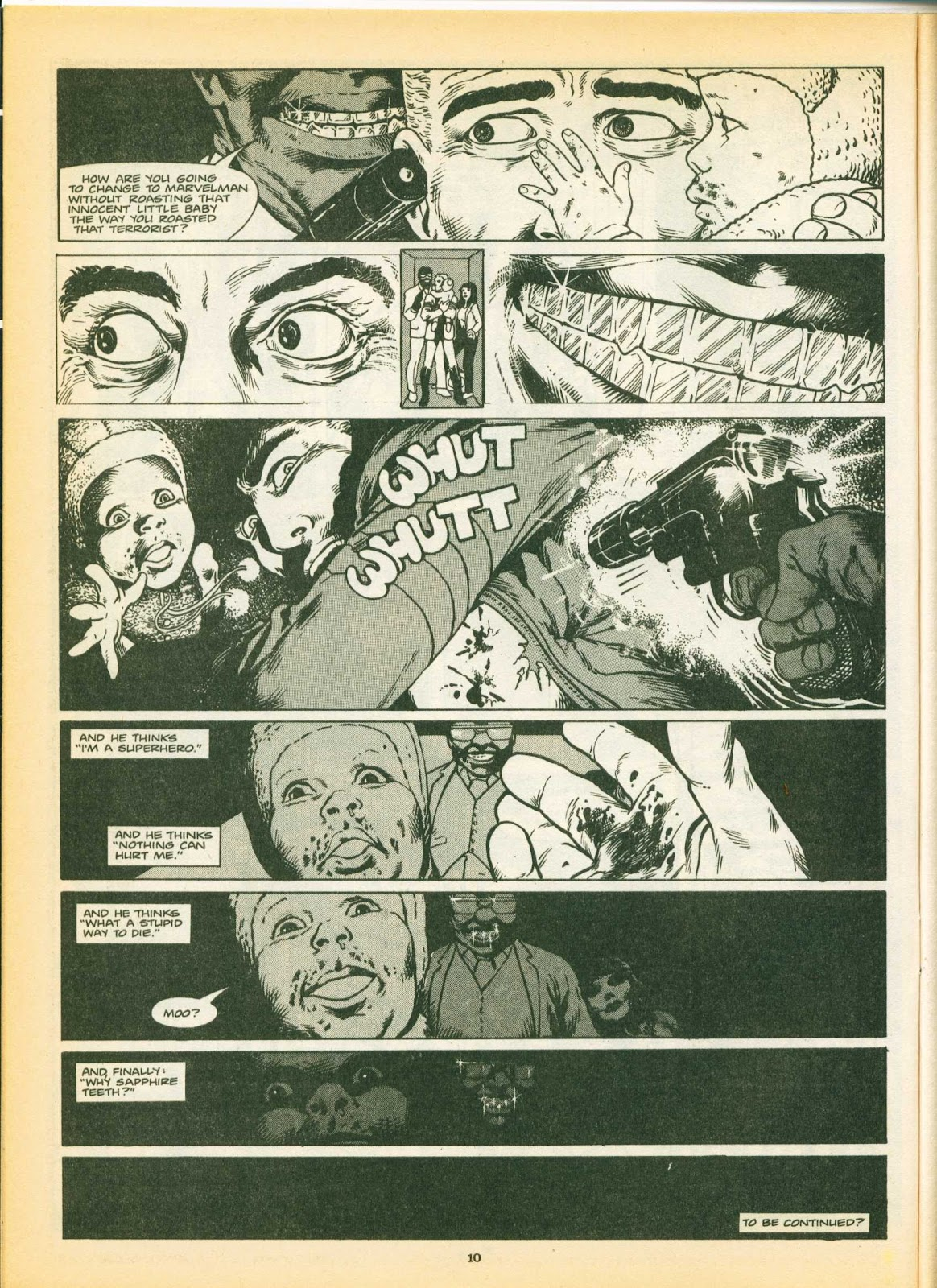 Warrior Issue #8 #9 - English 10