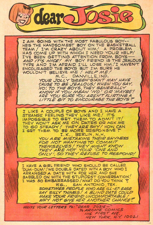 Read online She's Josie comic -  Issue #43 - 26