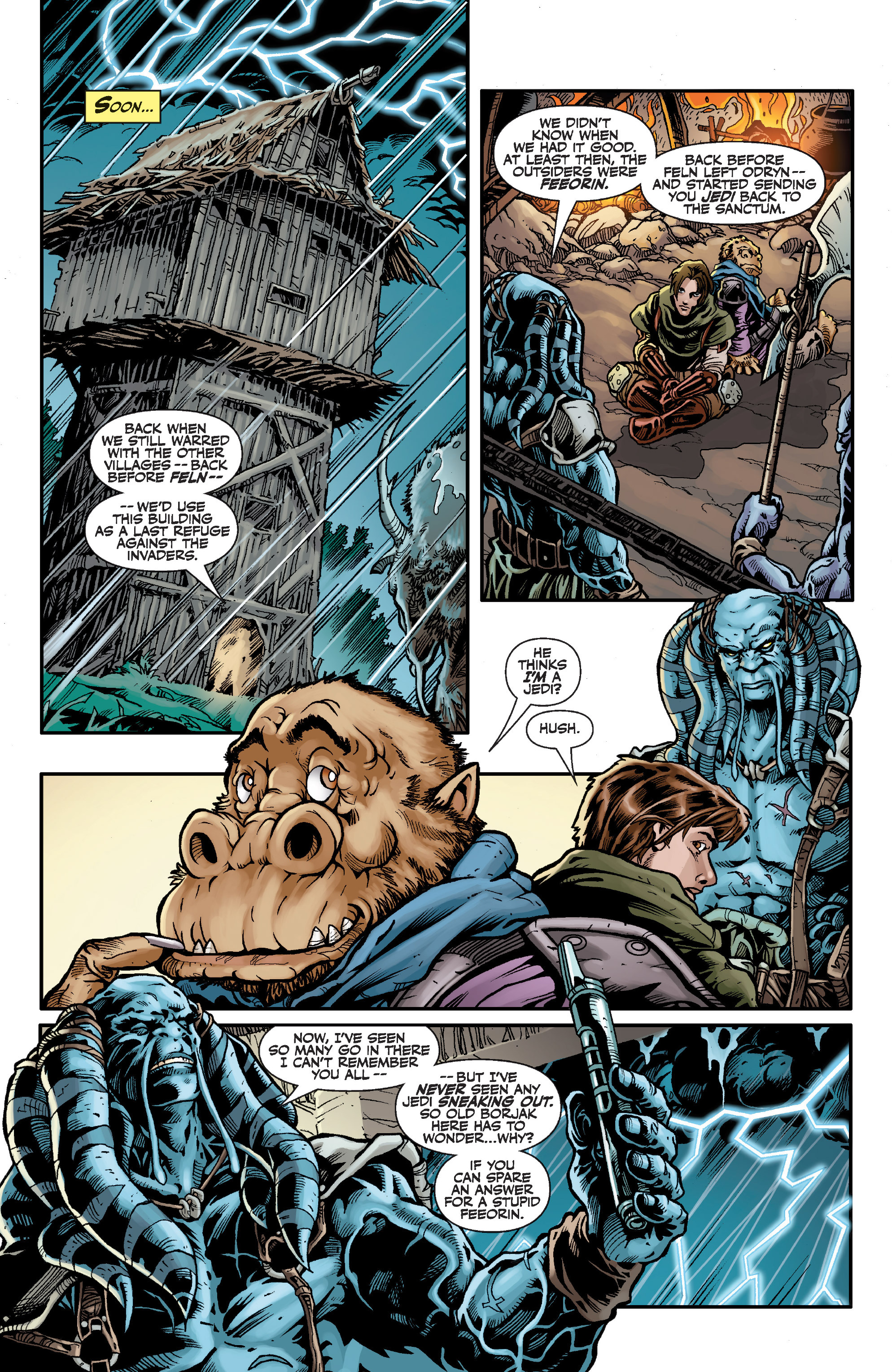 Read online Star Wars Omnibus comic -  Issue # Vol. 32 - 254