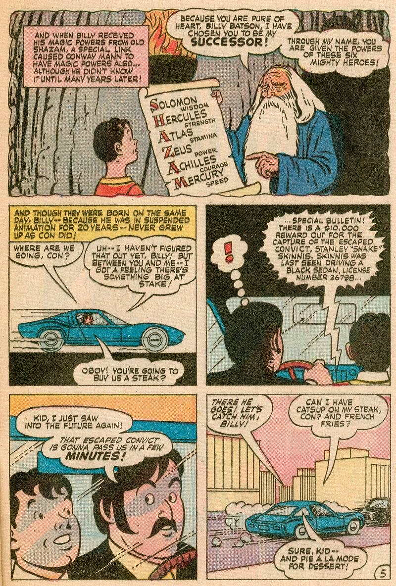 Read online Shazam! (1973) comic -  Issue #4 - 14